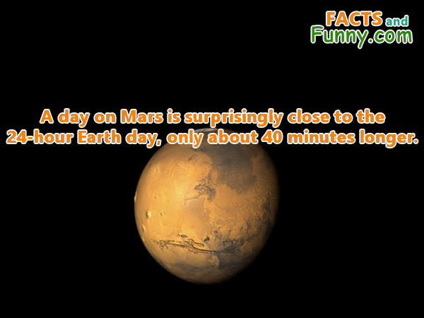 Photo about mars and earth