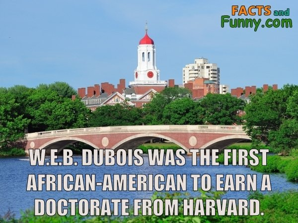 Photo about harvard and dubois