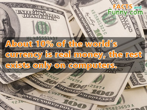 Photo about money and computers